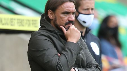Jacob Lungi Sørensen is poised to link up with Daniel Farke's Norwich City Picture: Paul Chesterton/