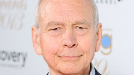 BBC broadcaster and leading Brexiteer, John Humphrys. Picture: Dominic Lipinski/PA Wire/PA Images