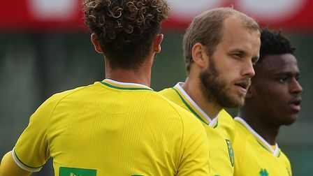 Teemu Pukki ended his goal drought - and no matter the opposition, it still counts Picture: Paul Che