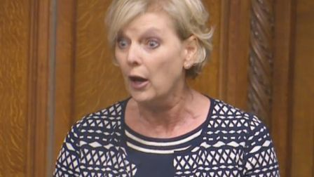 Conservative former minister Anna Soubry has called for a government of national unity Photo: PA