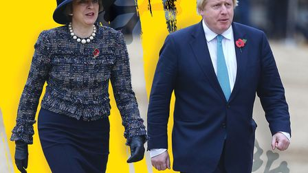 Jane Merrick argues that Brexit is the product of Theresa May and Boris Johnson's toxic relationship