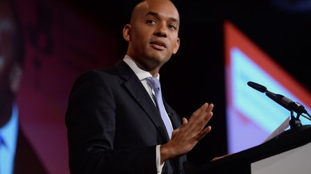 Labour MP Chuka Umunna. Picture: Anthony Devlin/PA Archive/PA Images