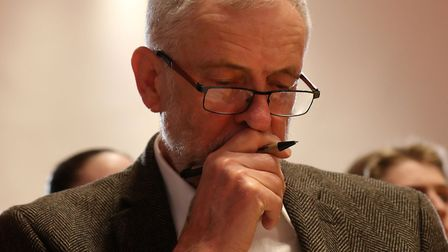 Labour leader Jeremy Corbyn. Picture: Andrew Milligan/PA Archive/PA Images