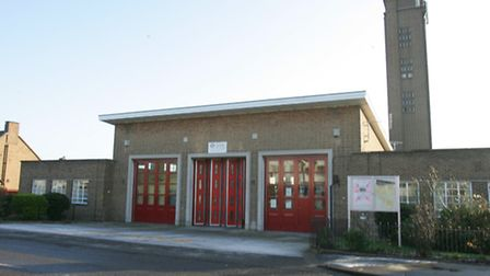 Hainault fire station is safe from closure