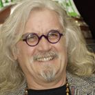 """Billy Connolly was """"aged"""" for the film. Pic: PA/Danny Lawson"""