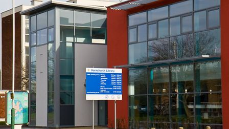 The AGM and talk will take place at Hornchurch Library