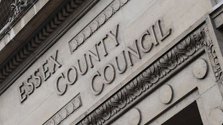 Essex County Council advises residents to travel with caution as snow is forecast this afternoon