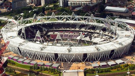 West Ham United have been announced as the first ranked bidders for the Olympic Stadium. Picture: Do