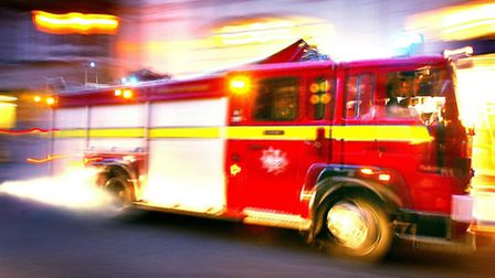 Firefighters were called to reports of the stench