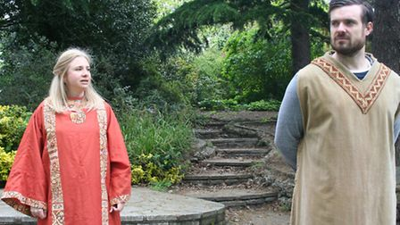 Romford Summer Theatre performed Shakespeare's The Winter's Tale last year