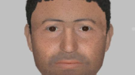 Police are looking for this man after a burglary in Brentwood