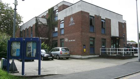 Woodford police station is under threat