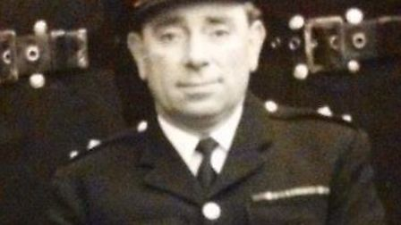 Raymond was station officer at Hornsey Fire Station, in north London
