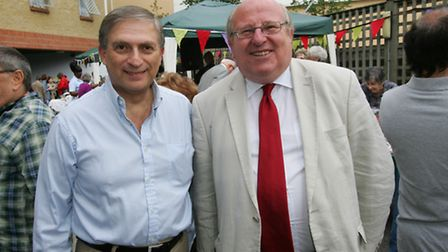 MPs Lee Scott and Mike Gapes