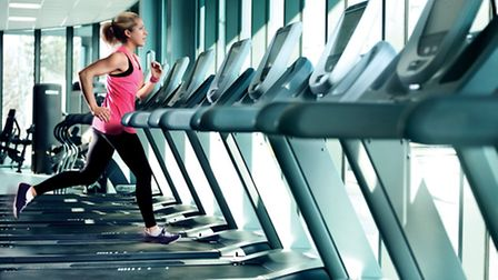 Many people turn to the gym after the festivities but not all manage to stick to their new exercise