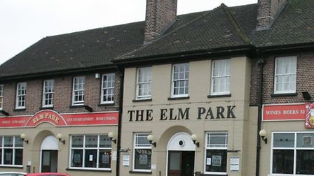 The incident happened outside the Elm Park Hotel in April 2001
