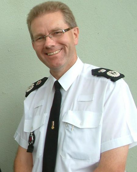Essex Chief Constable Jim Barker-McCardle has been served with a damages claim.