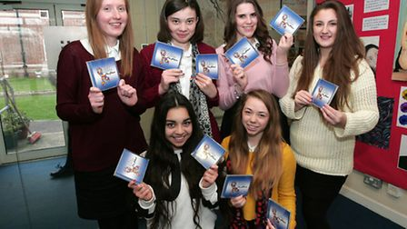 To mark Autism Sunday students from Francis Bardsley School, have launched a compilation album.
