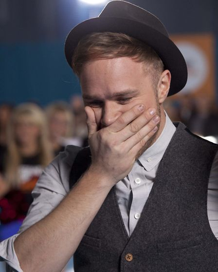 By contrast, Olly Murs was considered to have a softer, more traditional Essex accent. The singer is