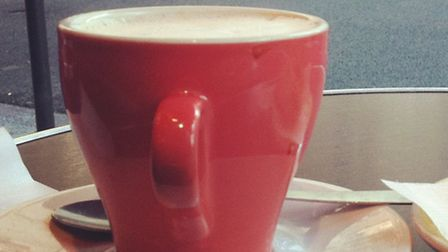 Enjoy a coffee for charity