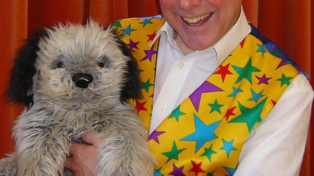 Mr Popcorn will be at The Queen's Theatre for a Funtime Magic Show