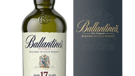 Ballantine's 17 Year Old, 70cl, £45.95, Thewhiskyexchange.com. Picture: PA Photo/Handout.