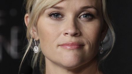 Reese Witherspoon bought the film rights to Cheryl's book. Picture: AP Photo/Lionel Cironneau/PA Pho