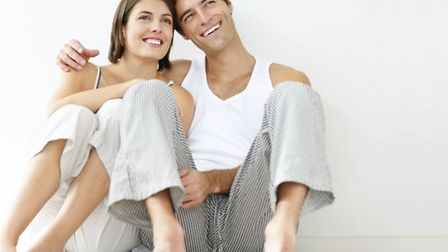 A couple should monitor their moods to try and keep each other bouyant Picture: PA Photo/thinkstockp