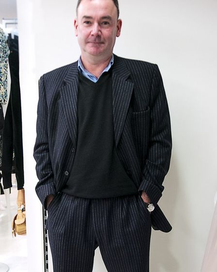 His 'before' look: Jon was named second-worst dressed man of 2012 by GQ Men's Magazine.