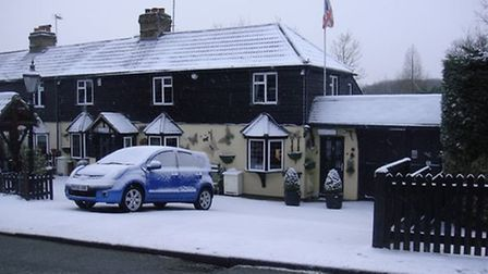 The Broxhill Road house this week