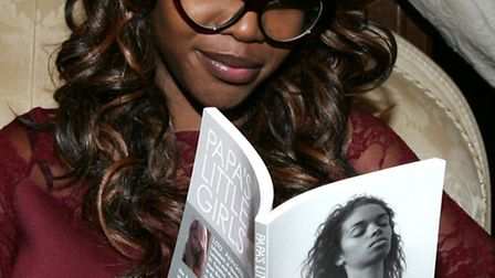 Lola Akindele, from Rainham, has just had her first book published