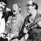 Kenny Ball with Morecambe and Wise