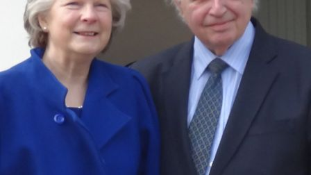 Gordon and Jean Ayres