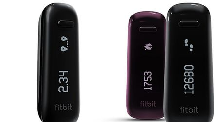 Fitbit One, £79.95, from www.app-cessories.co.uk.Picture: PA Photo/Handout.