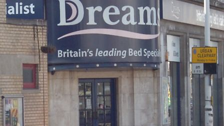 Employees at Dreams bed retailers in Dagenham face an anxious wait.