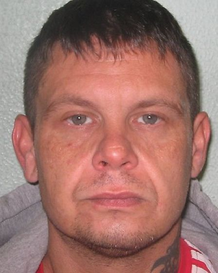 Mosson was sentenced to three-and-a-half years. Picture: Met Police