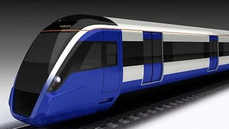 Crossrail: How the train could look