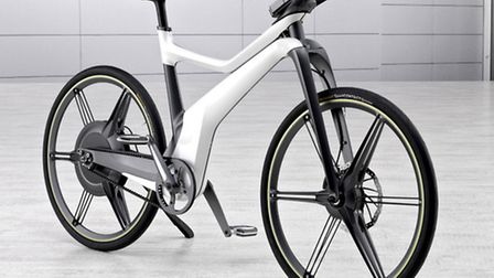 Smart Cycle, £2,495. Visit http://uk.smart.com for more information. Picture: PA Photo/Handout.