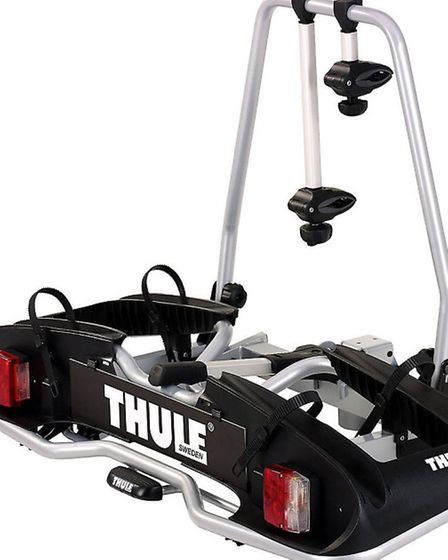 Thule EuroPower 916 Electric 2 Bike Carrier, £345.99, www.halfords.com. Picture: PA Photo/Handout.