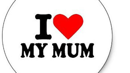 Make your mum smile this Mother's Day