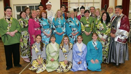 Havering Players are to stage there own version of The Mikado