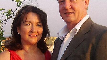 Suzanne Coates and Michael Augood will marry today