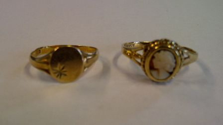 Do you recognise these rings?