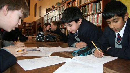 Chigwell School students aged between 12 and 18 took part in the United Kingdom Linguistics Olympiad