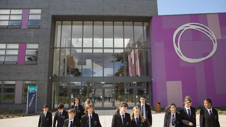 Lord's Hill, an Oasis Academy in Southampton.