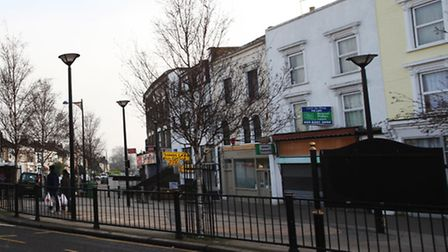 Woodgrange Road in Forest Gate. Photo by Isabel Infantes.
