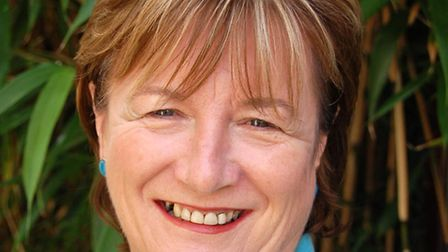 Maureen Strong, nutrition manager at the organisation for English Beef and Sheep Industry