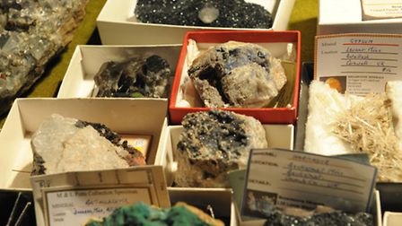 2013 Mineral and Gem Show held at North Romford Community Centre. This year's show attracted a great