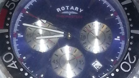 Rotary watch appeal