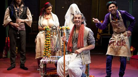 Kanjoos the Miser at Stratford Circus from March 7 to 9.